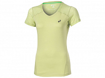 Футболка ASICS FUZEX V-NECK SS TOP