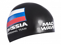 Шапочка Mad Wave Swimming Team